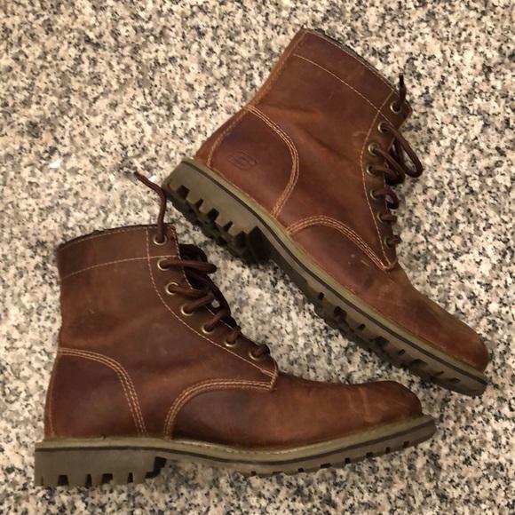 Skechers Shoes | Boots Size 7 | Poshmark